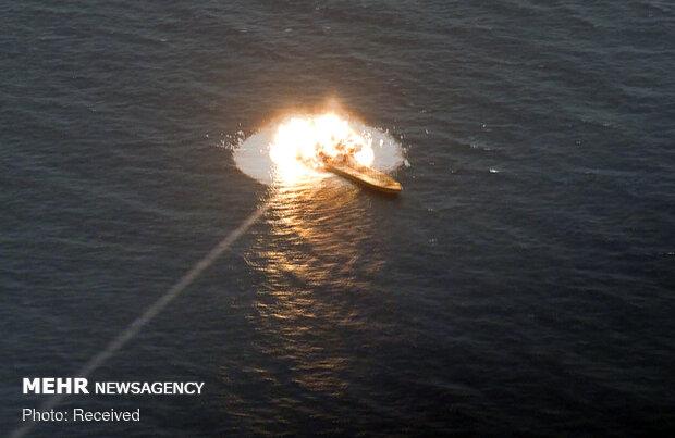 آزمایش موفقیت آمیز موشکهای کروز دریایی برد کوتاه و برد بلند
