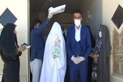 توقف عروسی در یکی از هفت شهر فوق قرمز کشور
