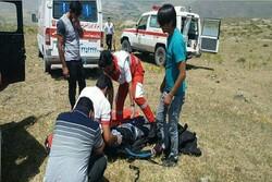 «سرپرست پزشکی قانونی مشگین شهر» بر اثر سقوط پاراگلایدر درگذشت