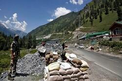 تبادل لإطلاق النار بين الهند وباكستان عند خط السيطرة في كشمير