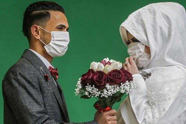 پایکوبی کرونا در مجالس عروسی اردبیلی ها/کادر درمان هشدار میدهد