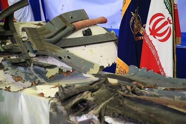 الحرس الثوري ينشر معلومات جديدة عن إسقاط الطائرة الأميركية المسيرة MQ-4C