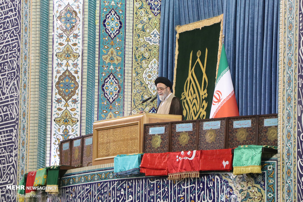 ایران انقلابی بزرگترین چالش آمریکا است