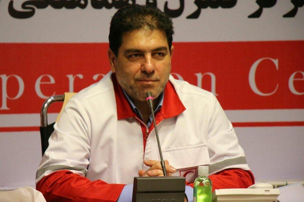 بهره برداری از بیمارستان هلال احمر ایران در کابل