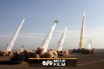 غرش موشک های بالستیک ایران