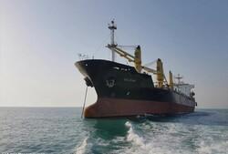 Iran's 'Golsan' unloads food, medical supplies at Venezuelan port