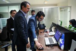رئیس سازمان ثبت اسناد از خبرگزاری مهر بازدید کرد