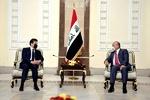 تاکید «برهم صالح» و «بارزانی» بر حل مسائل میان بغداد و اربیل