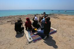 رصد آخرین خورشیدگرفتگی قرن در استان ها