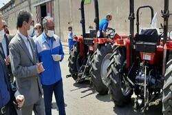 تولیدات تراکتوری در توسعه کشاورزی آذربایجان غربی نقش مهمی  دارد