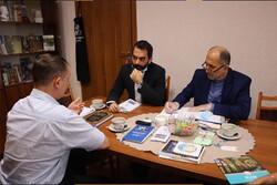سفرنامه جهانگردان ایرانی و بلاروسی چاپ شود
