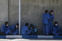 چهارمین مرحله از طرح ظفر پلیس مبارزه با مواد مخدر پایتخت