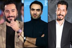 نوید محمدزاده و بهرام افشاری همبازی شدند/ دوستان قدیمی روی صحنه