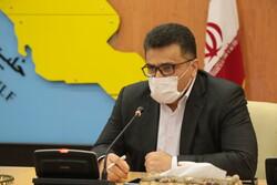 تعداد بیماران بستری در بخشهای کرونایی استان بوشهر افزایش یافت