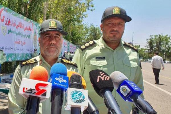 Police dismantles 3 drug trafficking bands in Tehran
