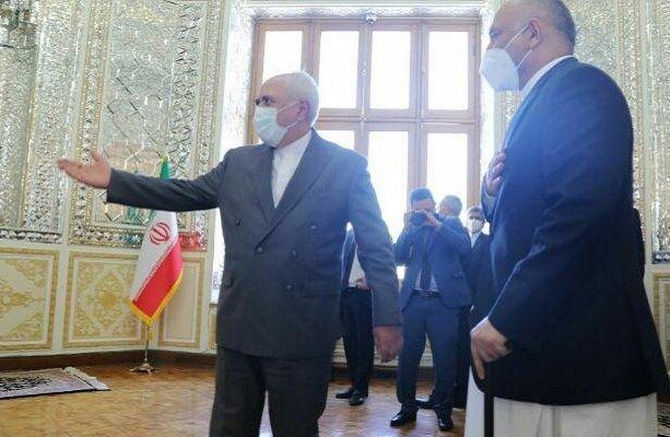 Iran to attend Afghanistan peace talks on Mon.:spox