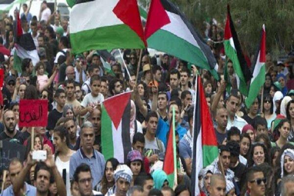 الشعب الفلسطيني يطالب بالنفير العام رفضا لخطة الضم