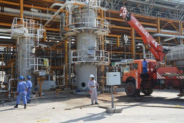 قطعات مورد صنایع نفت و گاز در استان بوشهر تامین میشود