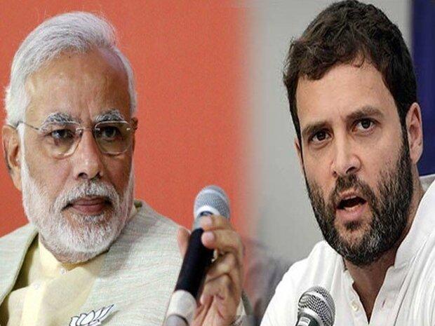 """راہول گاندھی نے  بھارتی وزیراعظم نریندر مودی کو """"سرینڈر مودی """" قرار دیدیا"""