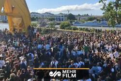 Fransa'da ırkçılık karşıtı protestolar devam ediyor