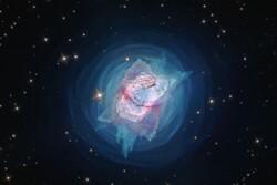 هابل تصاویر دو سحابی سیاره نما را ثبت کرد