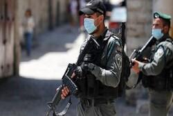 Siyonist Rejim güçleri 17 Filistinliyi gözaltına aldı