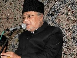 پاکستان کے معروف عالم دین اور خطیب اہلبیت (ع) علامہ طالب جوہری کا انتقال ہوگیا