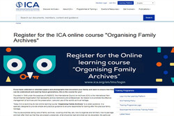 دوره آنلاین «سازماندهی آرشیوهای خانوادگی» برگزار میشود