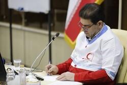 امضای تفاهمنامه همکاری میان هلالاحمر و ستاد مبارزه با موادمخدر