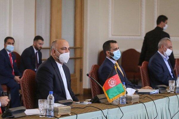 أتمر يؤكد أن زيارته لطهران ترمي إلى التمهيد لتطوير العلاقات بين إيران وأفغانستان