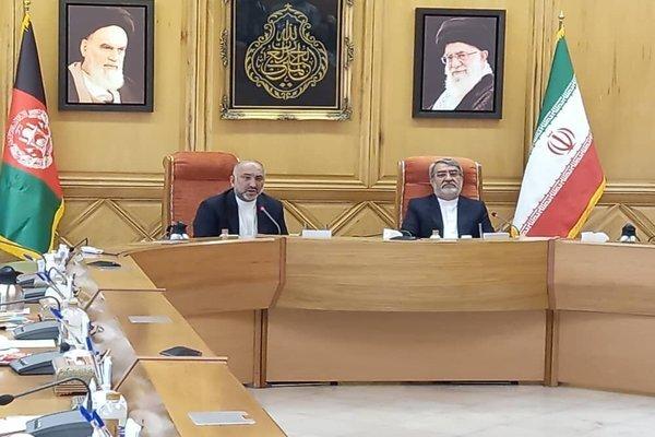 Iran, Afghanistan review bilateral ties