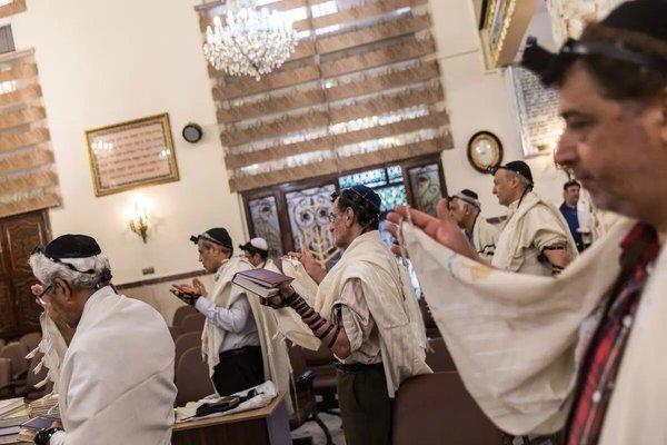 We enjoying total religious freedom: Iran's top rabbi