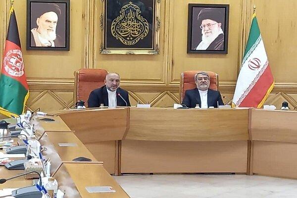 ايران وأفغانستان ستتغلبان على التحديات الموجودة عبر التعاون المشترك
