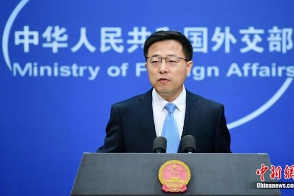China opposes extension of Iran's arms embargo: spox