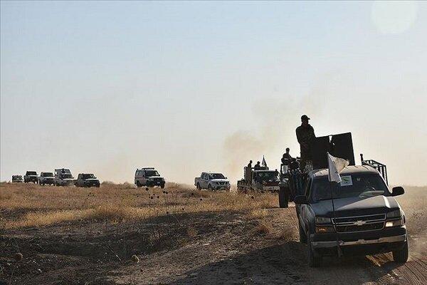 Kerkük'ün güneybatısındaki IŞİD operasyonlarında üçüncü aşamaya geçildi