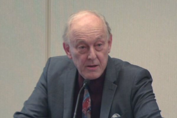 Europe complicit in allowing drug trade: Canadian prof.
