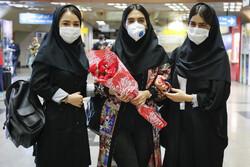 "Bugün İran'da ""Kızlar Günü"""