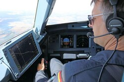 صرفه جویی در مصرف سوخت هواپیما با برنامه رایانهای