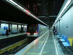 پیشرفت فیزیکی بیش از ۶۰ درصدی ایستگاه لاله خط یک متروی تبریز