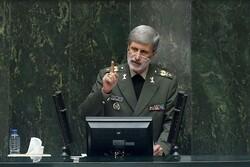İran Savunma Bakanı: Ülke hava sahası tamamen güvenli