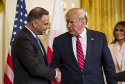 روسیه نگران نزدیکی بیشتر لهستان به آمریکاست