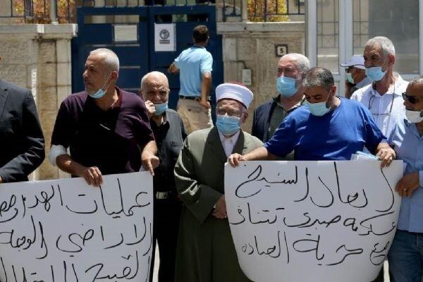 Filistinlilerden AB'ye, ''İsrail'in Kudüs'teki ihlallerine müdahale'' çağrısı