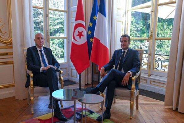واکاوی سفر رئیسجمهور تونس به فرانسه؛راز پیام «سعید» به «اردوغان»