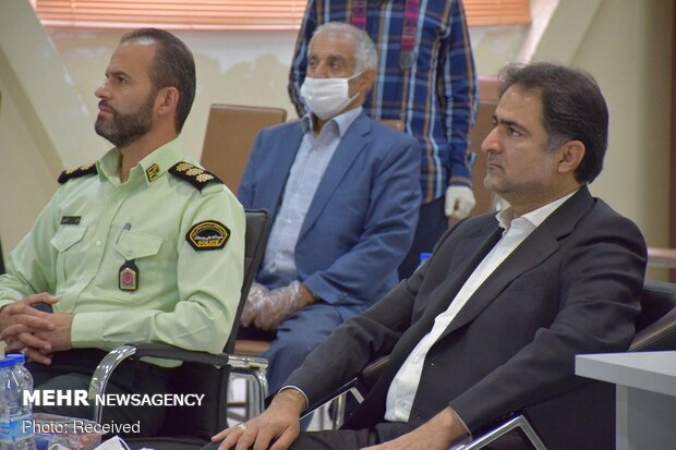 Electricity Monitoring Center, Shahroud Power Plant inaugurated concurrently