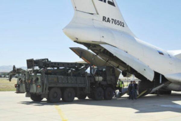 ارسال سامانه موشکی «اس ۴۰۰» روسیه به چین متوقف شد