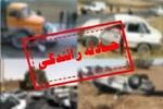 سانحه رانندگی در تونل شیبلی تبریز یک کشته برجای گذاشت