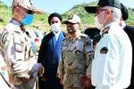 مرزهای جمهوری اسلامی ایران در امنیت کامل قرار دارد