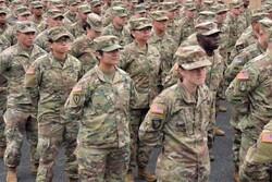 اعزام احتمالی نظامیان آمریکا از آلمان به منطقه اقیانوس آرام