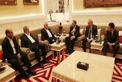 هیأت جنبش «حماس» با معاون وزیر خارجه روسیه دیدار کرد