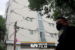 VIDEO: Strong quake jolts Mexico